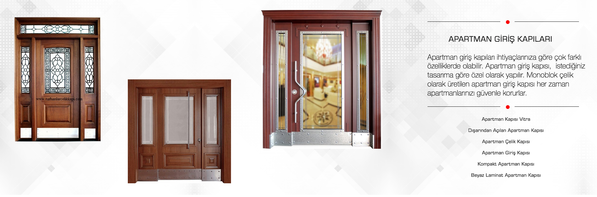 turhanlar apartman kapısı slider